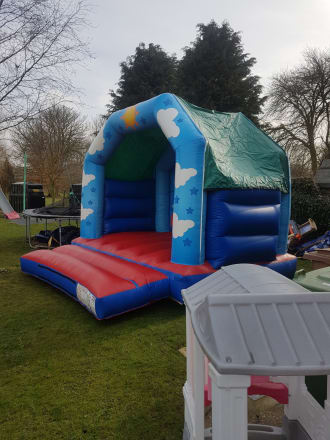 Soft Play (12 Piece) & 12x12 Bouncy Castle