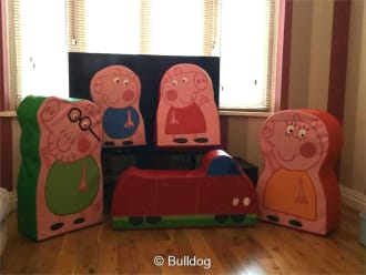 Peppa Soft Play