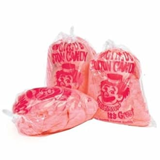 10 Bags Of Candy Floss