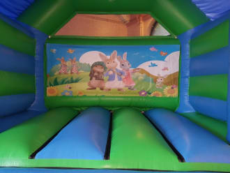 Peter Rabbit Bouncy Castle