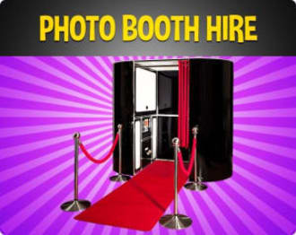 Photo Booth 2 Hour Hire