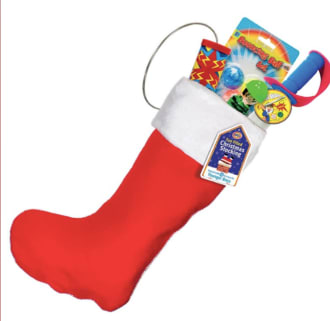 Young Boy Xmas Stocking