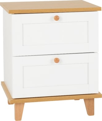 Arcadia Bedside Chest