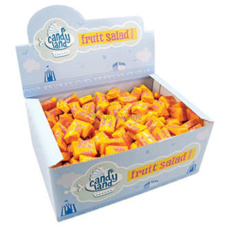 Fruit Salad Chews Bulk Box