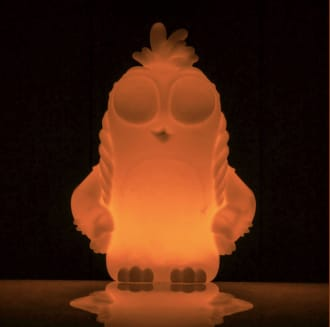 Angry Bird Night Light