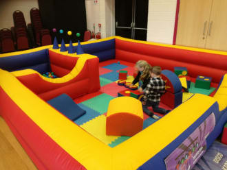 Soft Play Center