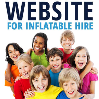 Website Only - Inflatable Hirers
