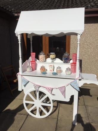 Candy Cart - Call 07521301885 For A Price