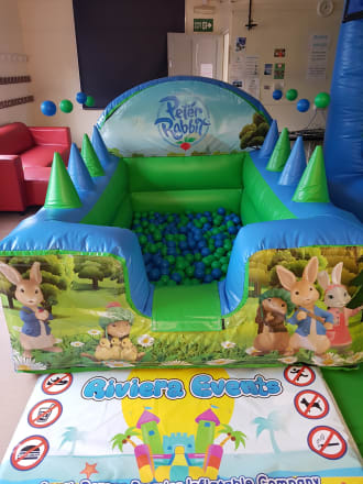 Peter Rabbit Ball Pool