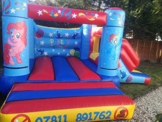 My Little Pony Castle And Slide