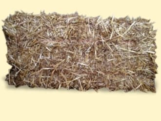 Small Baled Straw