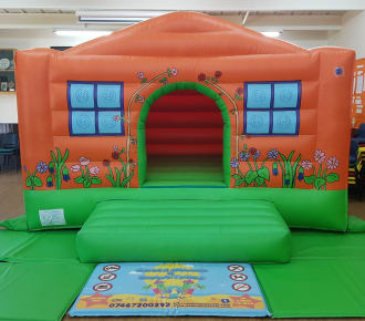 Cottage Bouncy Castle