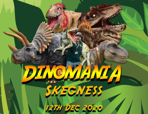 Dinomania Skegness
