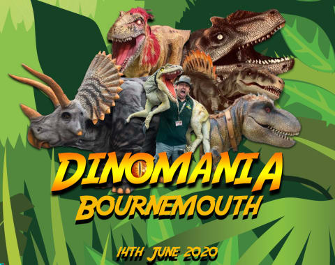 Dinomania Bournemouth