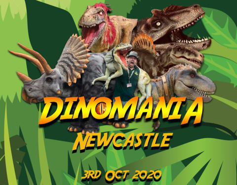 Dinomania Newcastle