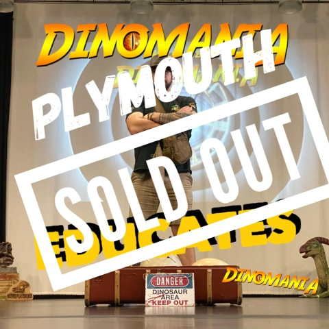Dinomania Educates Tour Plymouth