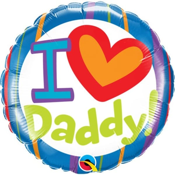 Daddy Fathers Day Balloon