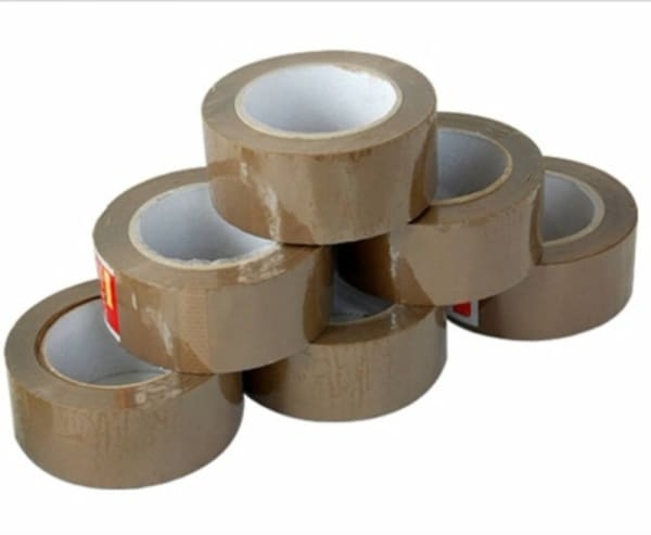 Brown Packing Tape £1.50 A Roll