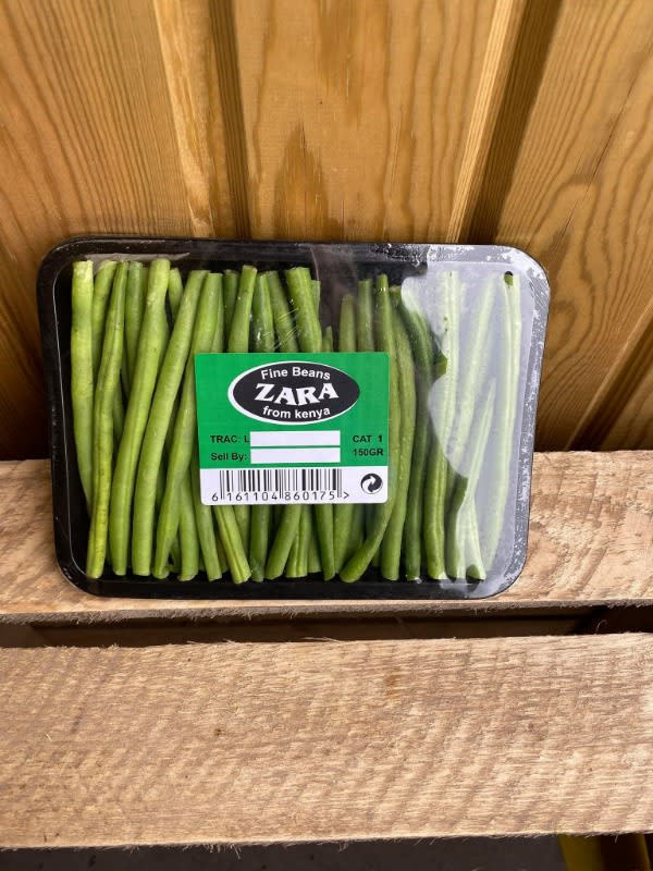Pack Of Fine Green Beans