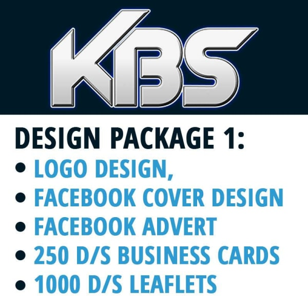 Design & Print Package 1