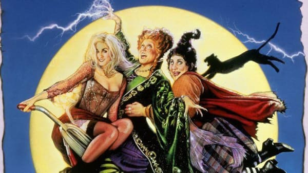Halloween Party With The Sanderson Sisters