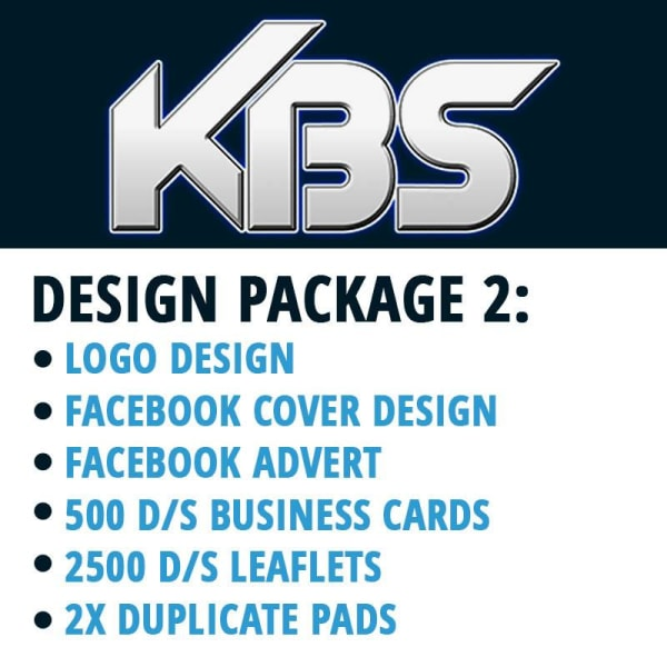 Design & Print Package 2