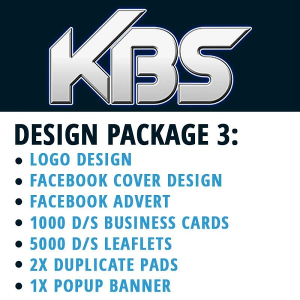 Design & Print Package 3