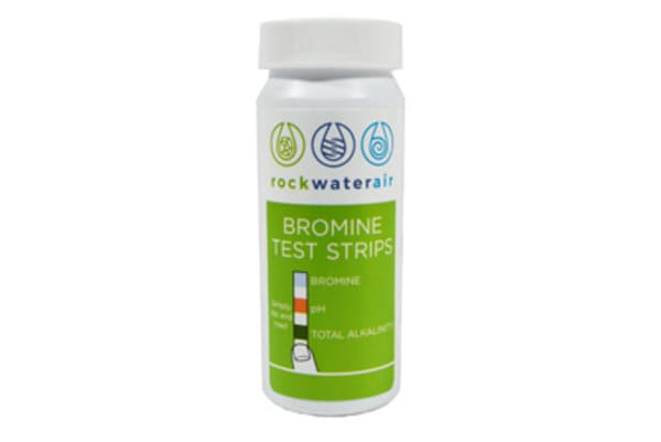 3-way Test Strips (bromine, Ph & Total Alkalinity)