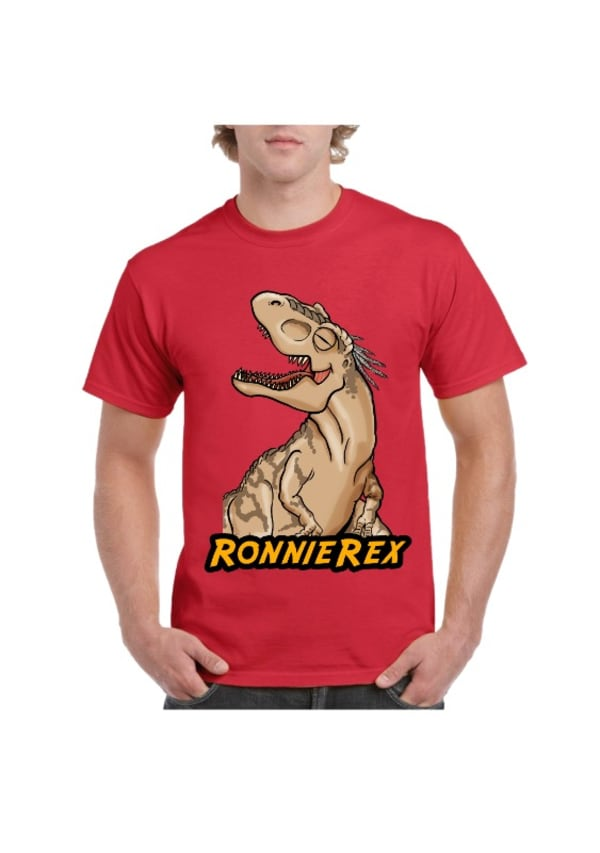 Ronnie Rex T.shirt Adult