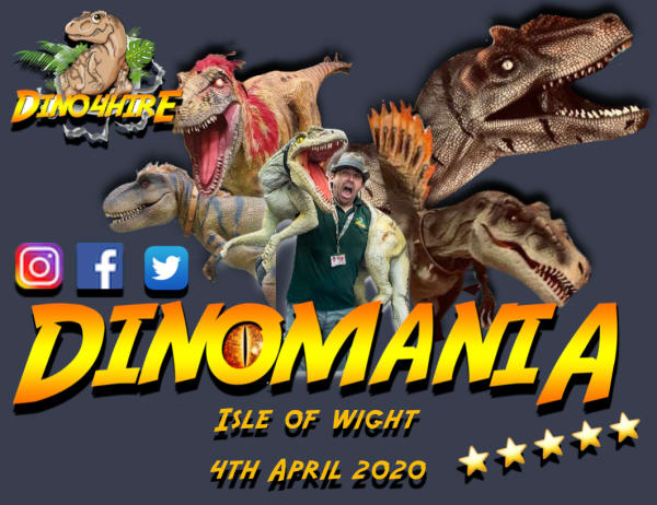 Dinomania Isle Of Wight