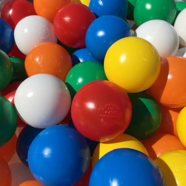 Mixed Play Balls