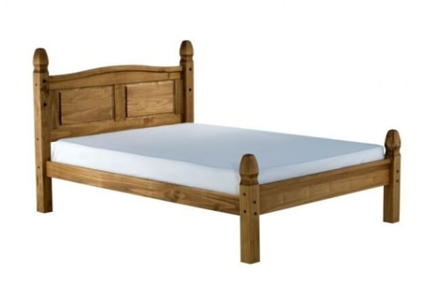 Corona Low Foot Bed