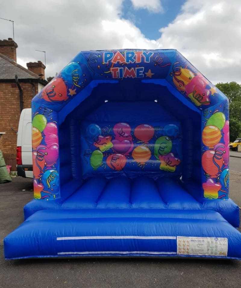 Every Party Needs To Be Crashed Amenadiel S Here For: Bargin Castle Hire, Bouncy Castle Hire