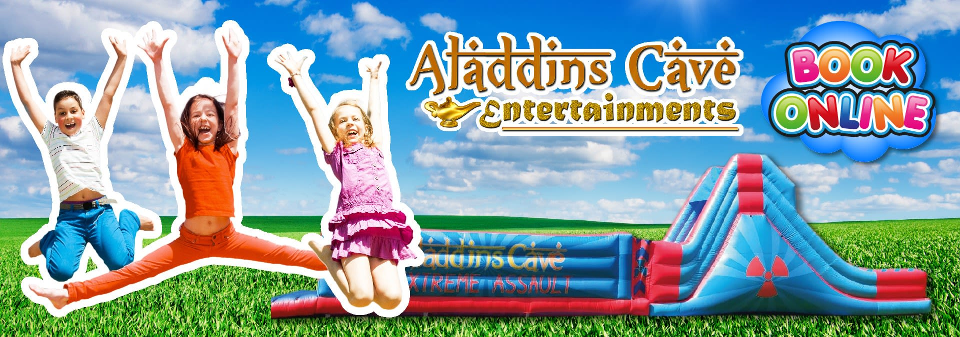 Aladdins Cave Entertainments