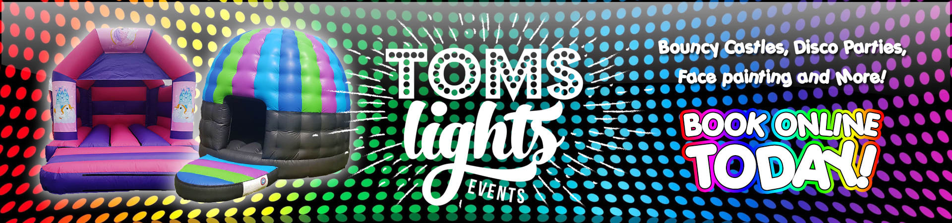 Toms Lights Events