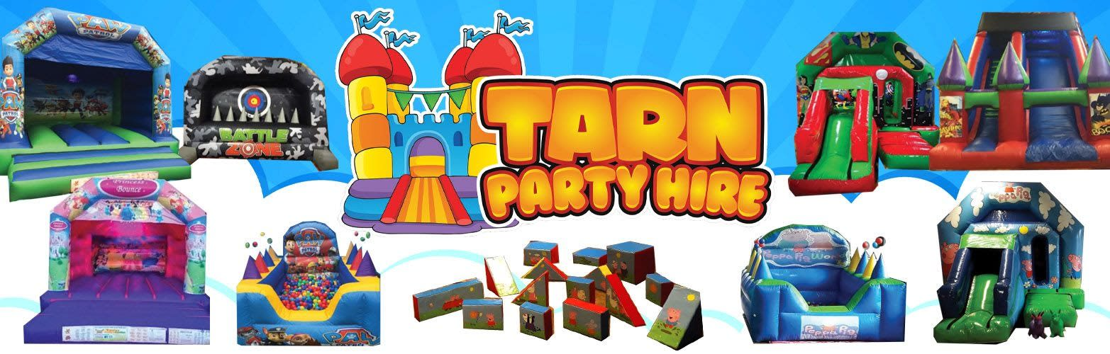 Tarn Bouncy Castles & Party Hire