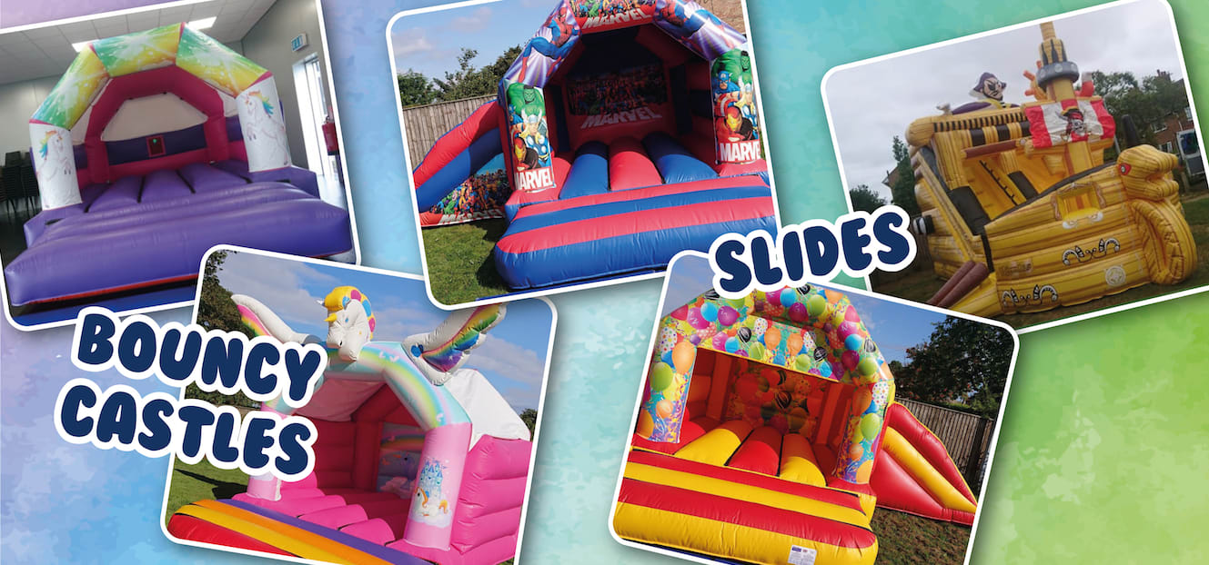 Coast to Coast Bouncy Castle and Party Package Hire