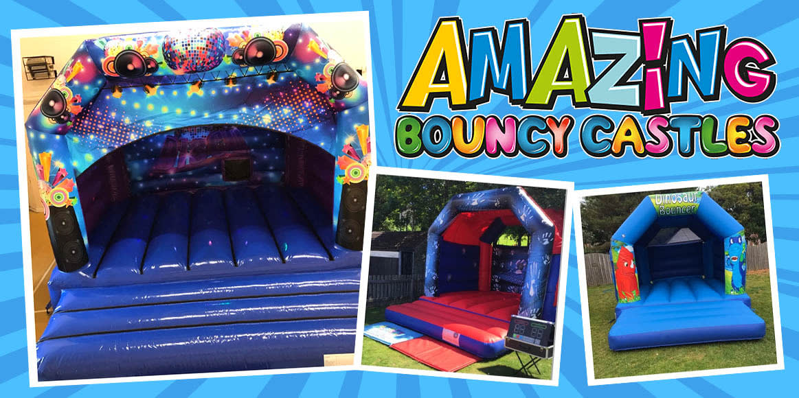 Amazing Bouncy Castles