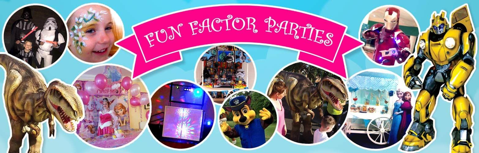 Fun Factor Parties