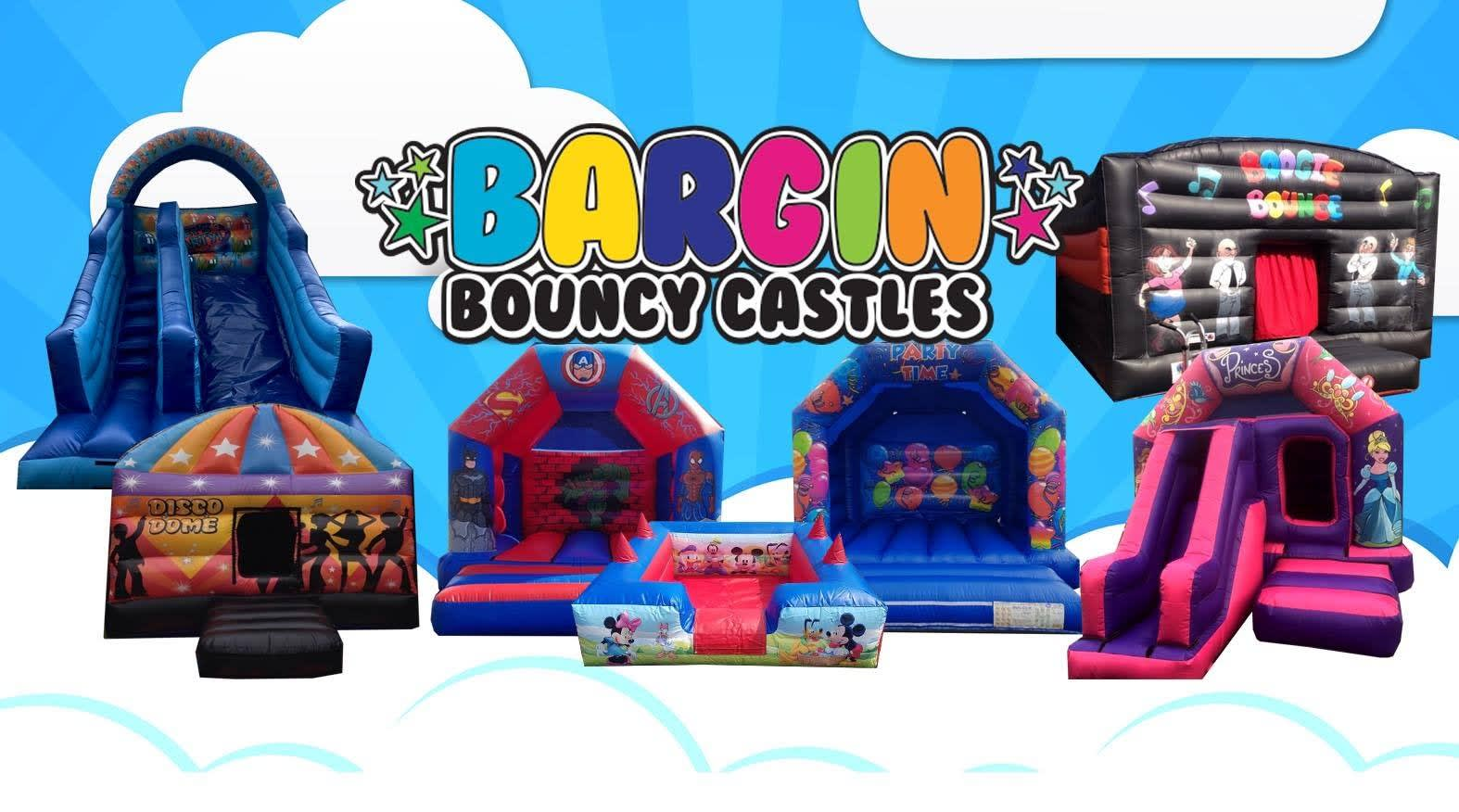Bargin Bouncy Castles