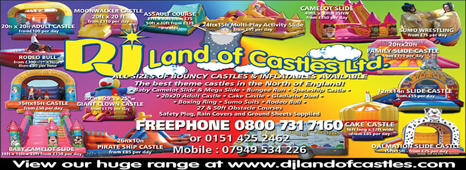 Dj Land Of Castles