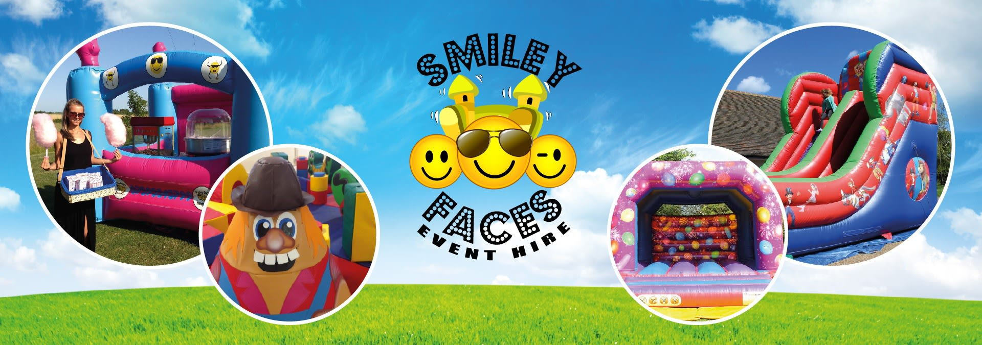 Smiley Faces Event Hire