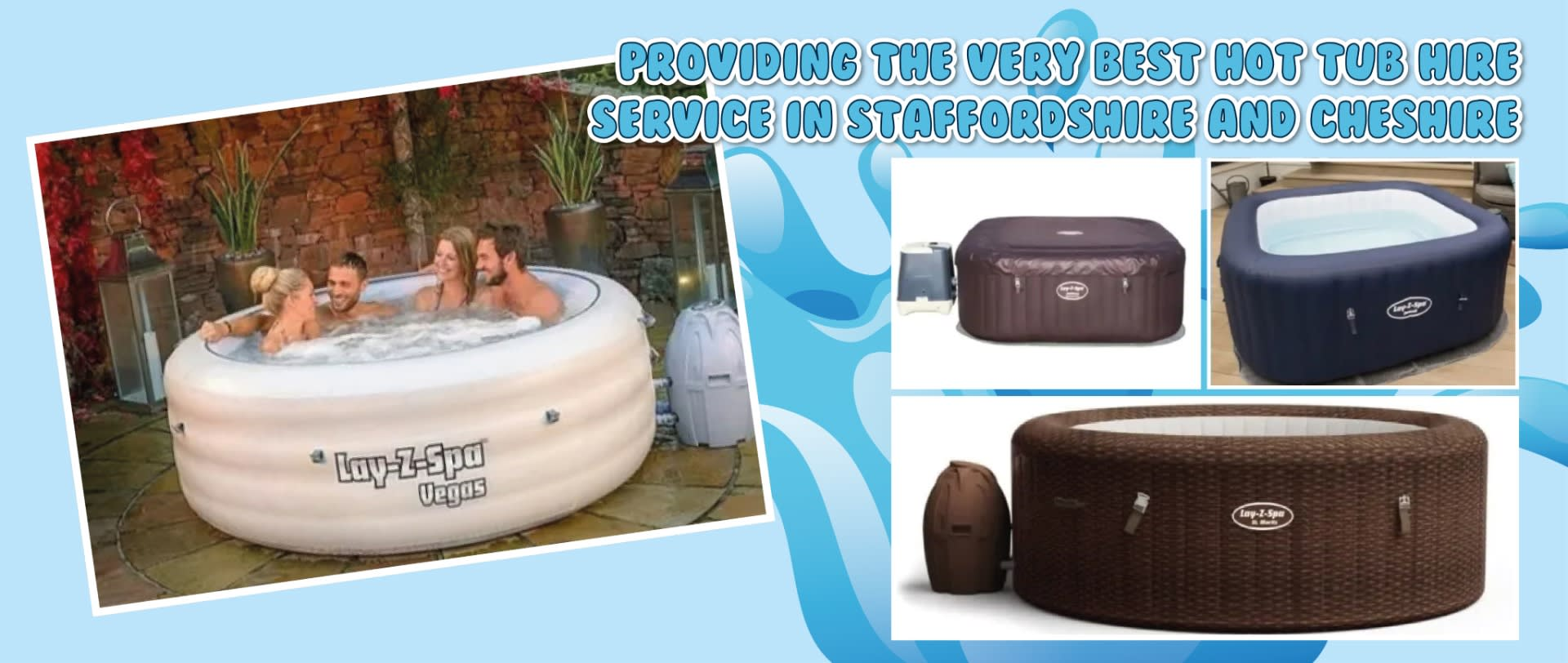 Bubble Bliss Hot Tub Hire