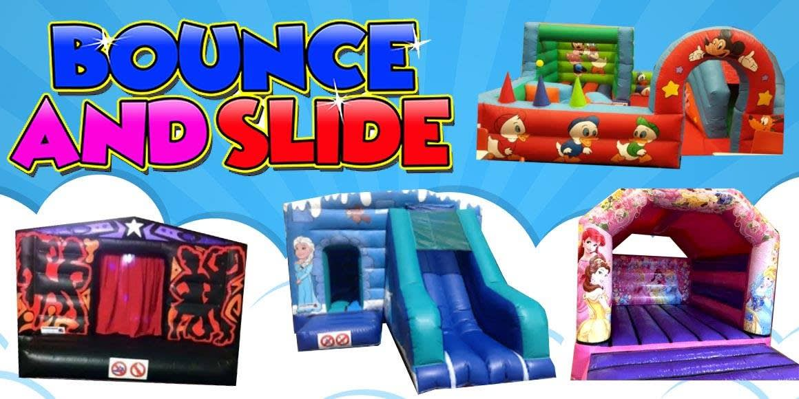 Bounce And Slide