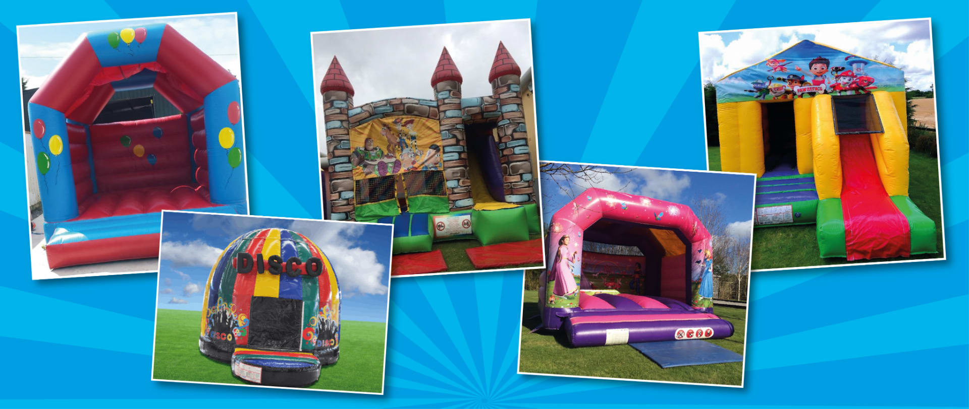 Cork Bouncy Castles