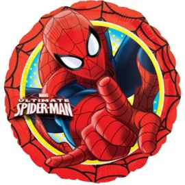 Spiderman 18 Inch Balloon