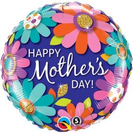 Happy Mothers Day 18 Inch Balloon