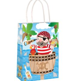 Paper Party Bags - Pirate Design