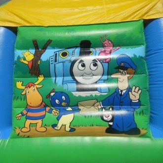 Little Favourites Bouncy Castle