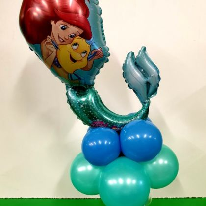 Ariel Candy Cup